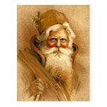 Viejo Mundo Papá Noel, St. Nick del Victorian del  Postal