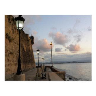 Viejo San Juan Postcard