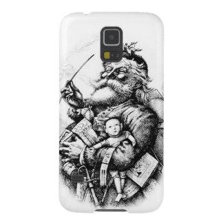 Viejo santo alegre Nick Carcasa De Galaxy S5