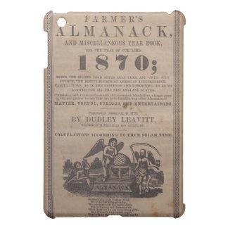 Viejo siglo XIX del almanaque de los granjeros