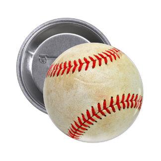 Viejo sucio del juego del juego de pelota del pin redondo de 2 pulgadas
