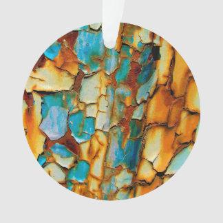 Viejo taller de pintura del moho oxidado fresco de