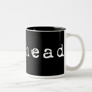 viejo tipo taza del renthead