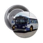 Viejo U del autobús del MI Pins