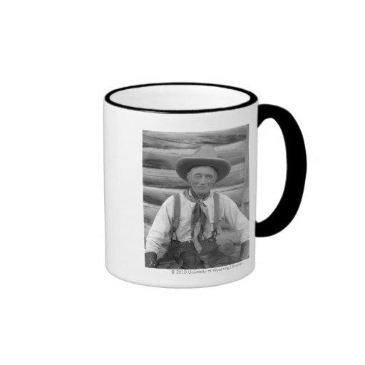 Viejo vaquero tazas