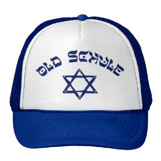 Viejo Yiddish judío de la escuela vieja del Gorro De Camionero