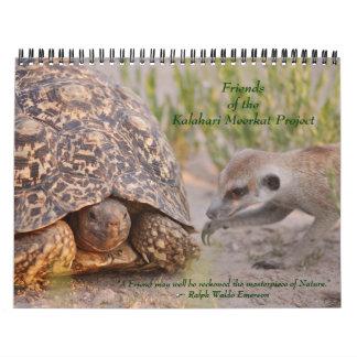 Viejos amigos, nuevos amigos - calendario 2011 de