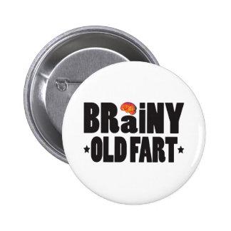 Viejos inteligentes Fart K Pin