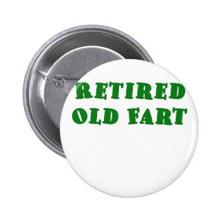 Viejos jubilados Fart Pin