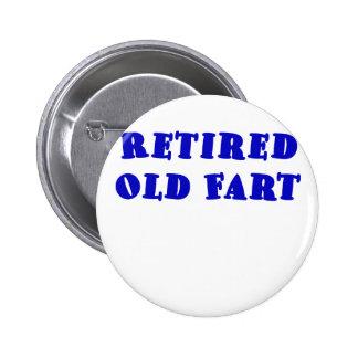 Viejos jubilados Fart Pins
