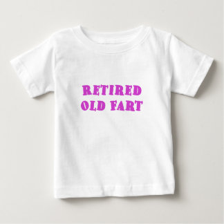 Viejos jubilados Fart T-shirts