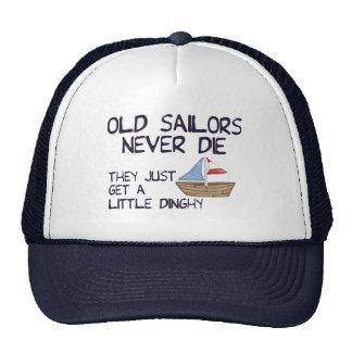 Viejos marineros gorros