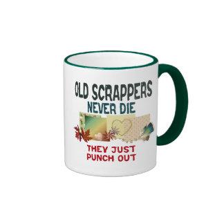 Viejos Scrappers Tazas