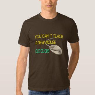 Viejos tecleos camisas