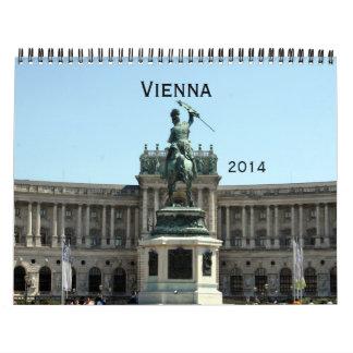 Viena 2014 calendario