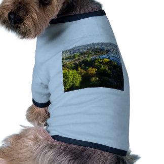 Viena (a) camiseta con mangas para perro