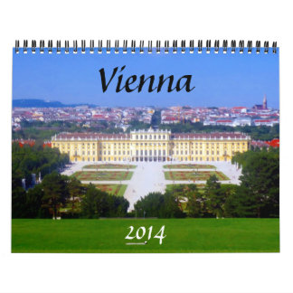 Viena Austria 2014 Calendarios De Pared