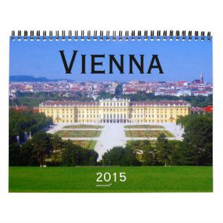 Viena Austria 2015 Calendarios De Pared
