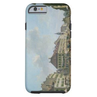 """Viena, la """"promenade"""", 1824 (aceite en lona) funda resistente iPhone 6"""