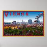 Viena - paisaje urbano impresiones