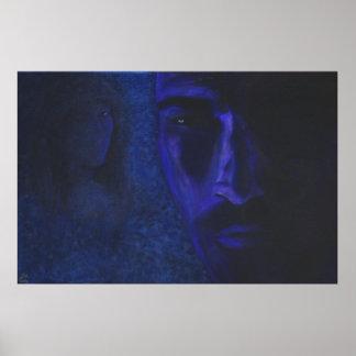 Viendo a través la oscuridad (Spartacus) Posters