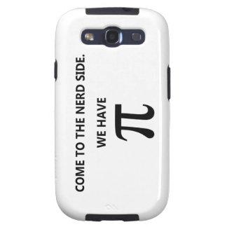 """""""Viene la caja de la galaxia S3 de Samsung del lad Galaxy S3 Cárcasa"""
