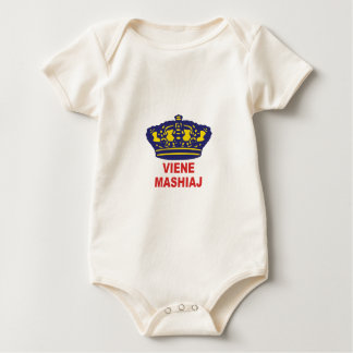 viene mashiaj baby bodysuit