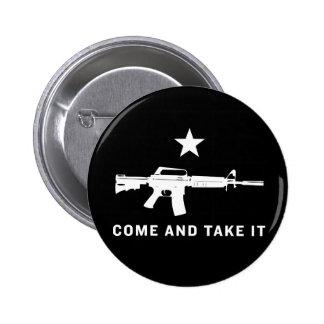 Viene tomarle los botones (AR15)