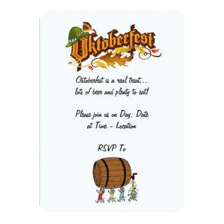 Viene uno viene todas las invitaciones del fiesta invitación 12,7 x 17,8 cm