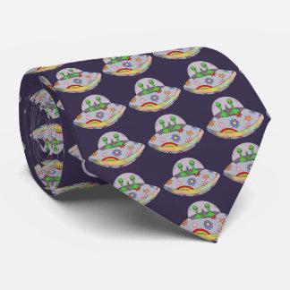 Vienen en lazo de la paz corbata personalizada