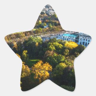 Vienna (A) Star Sticker