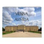 Vienna Austria 2015 Kalender Wall Calendar