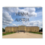 Vienna Austria 2016 Kalender Calendar