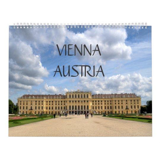 Vienna Austria 2021 Kalender Calendar   Zazzle.com