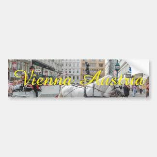 Vienna Austria Bumper Sticker