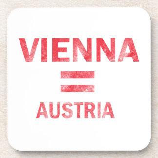 Vienna Austria Designs Beverage Coaster