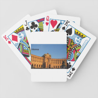 vienna  austria [kan.k] bicycle playing cards