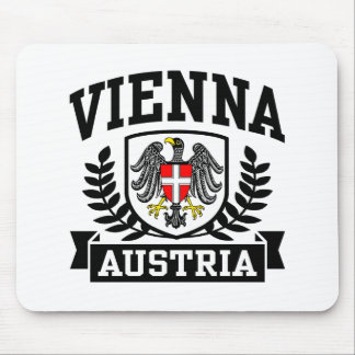 Vienna Austria Mouse Pad