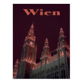 Vienna Austria Postcard
