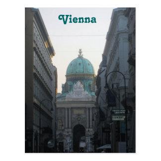 Vienna, Austria Postcard
