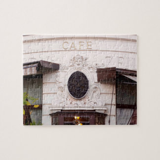 Vienna Cafe Jigsaw Puzzle