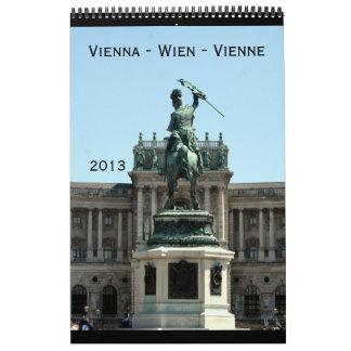 vienna calendar 2013