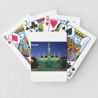 vienna-city-hall--[kan.k].JPG Bicycle Playing Cards
