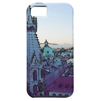Vienna City, toony (A) iPhone SE/5/5s Case