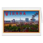 Vienna - Cityscape Card
