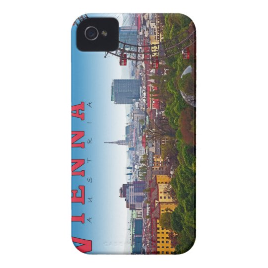 Vienna - Cityscape iPhone 4 Case