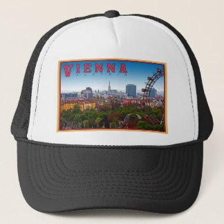 Vienna - Cityscape Trucker Hat