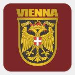 Vienna COA (19th Century) Sticker