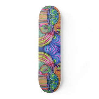 Vienna Fantasy III skateboard
