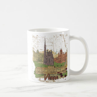 Vienna Coffee Mugs